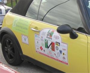 Italian Job car